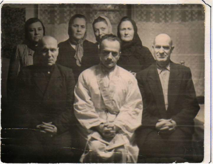 Misa clandestina junto al Beato mártir P. Alexander